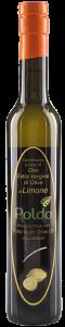 Olio Poldo aromatizzato al limone