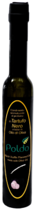 black truffle condiment olio poldo
