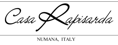 Logo Casa Rapisarda dello Chef Alessandro Rapisarda